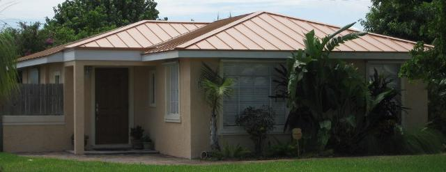 Metal Roof Colors Palm Beach County