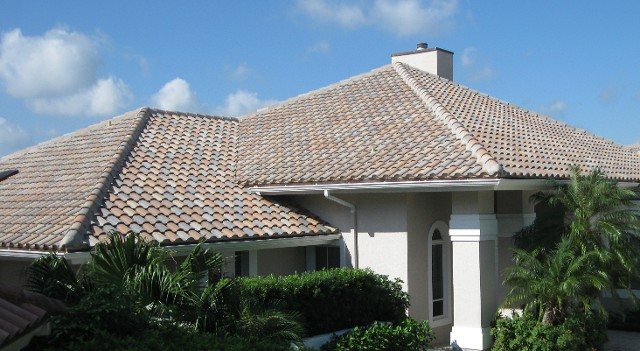 Tile Roof Replacement Legacy Contracting Palm Beach Gardens