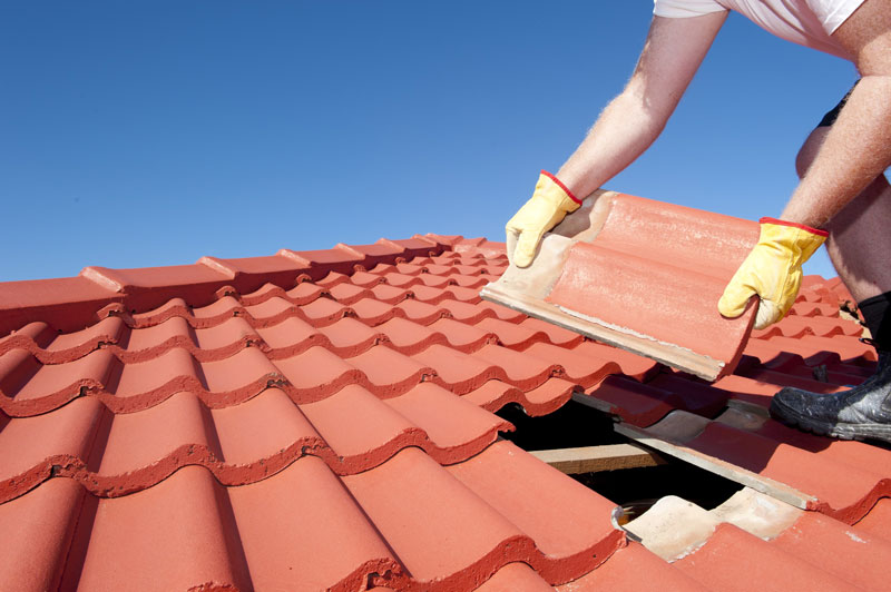 West Palm Beach Florida Tile Roof Repair